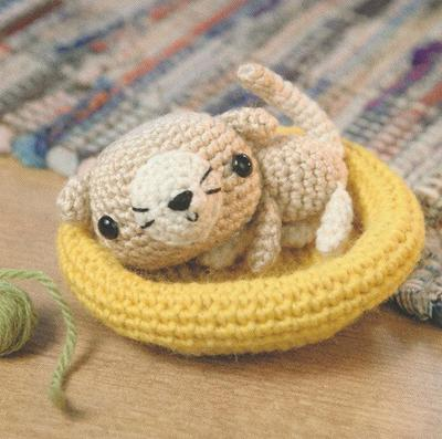 Little Cat crochet pattern