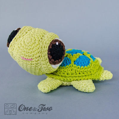 Bob the Turtle Amigurumi