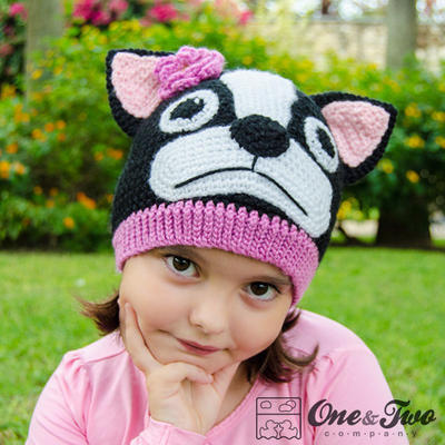 Boston Terrier French Bulldog Hat