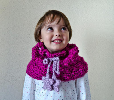 Cowl with Stars