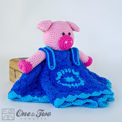 Eddie the Piggy Lovely / Security Blanket