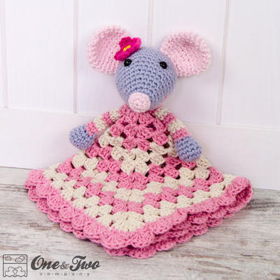 Emily the Mouse Lovely / Security Blanket