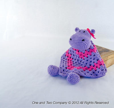 Hippo Lovely / Security Blanket