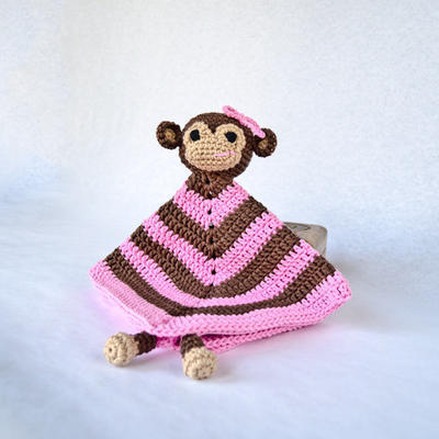 Monkey Lovely / Security Blanket