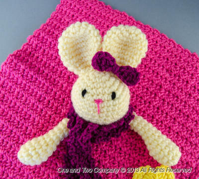 Olivia Bunny Lovely / Security Blanket