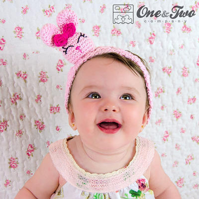 Olivia the Bunny Headband