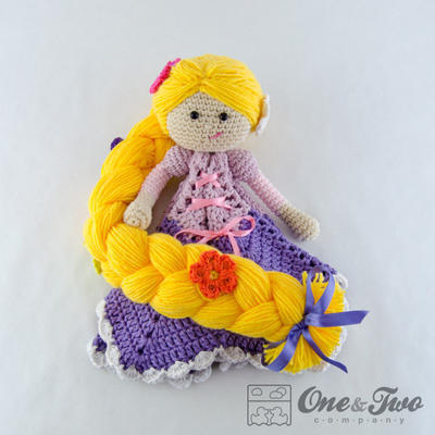 Rapunzel Lovely / Security Blanket