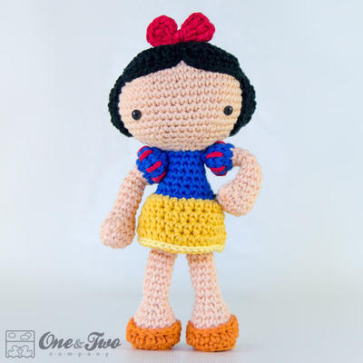 Snow White Amigurumi