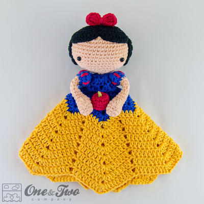 Snow White Lovely / Security Blanket
