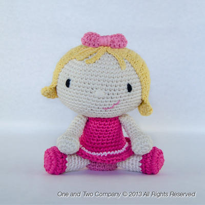 Sweet Lovely Doll Amigurumi
