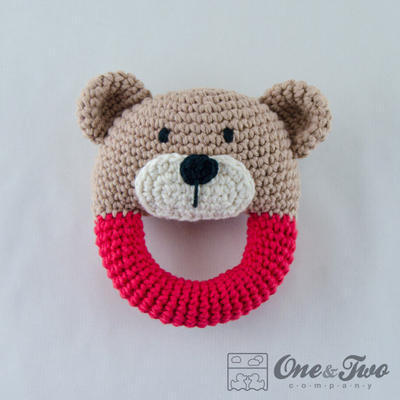 Teddy Bear Rattle