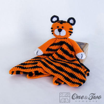 Tiger Lovely / Security Blanket