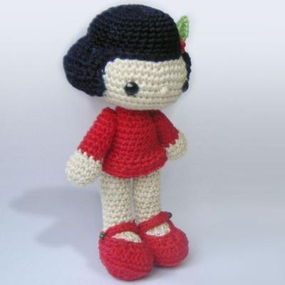 Amigurumi Pattern - Vicky the Doll