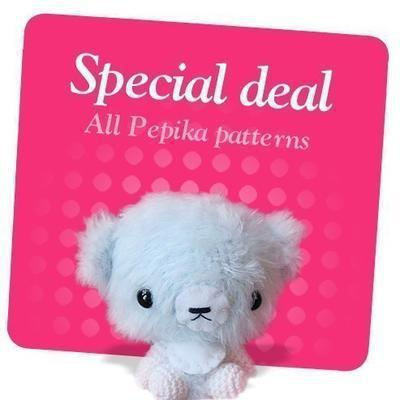 Special Deal - All Pepika Patterns