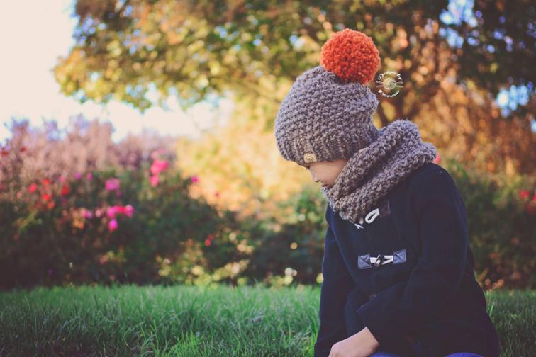 Alexis Slouch Beanie and Cowl Set