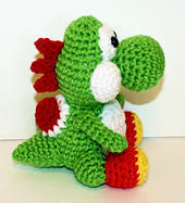 Mini Yoshi Gamer Friend