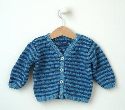 Baby cardigan summer knits