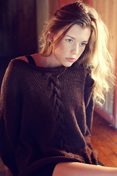 Summer Night Sweater