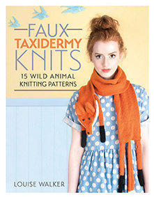 Faux Taxidermy Knits Book Goodie Bag!
