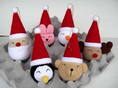 CHRISTMAS ORNAMENTS 1 - Deco / Toys