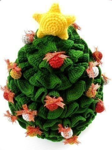 Crochet Pattern- CHRISTMAS TREE -Toys