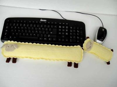 SHEEP - Keyboard and Mouse Wrist Rest