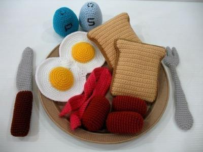 WESTERN BREAKFAST- Toys / Playfood