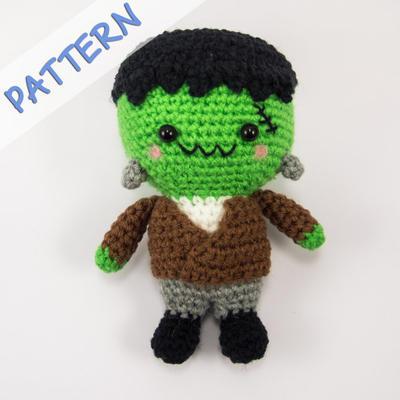 Frankenstein Amigurumi