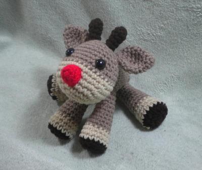 Patterns For Reindeer Misterpattern
