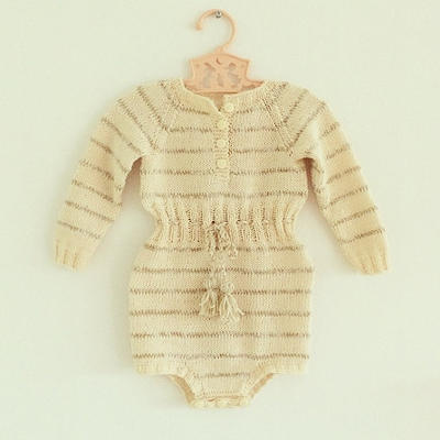 Filias Fall Suit - Knitting Pattern