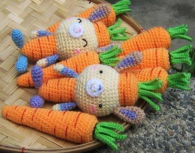 Carrots AND Carrot Bunny