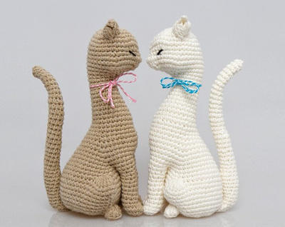 Cat Princess Amigurumi Pattern