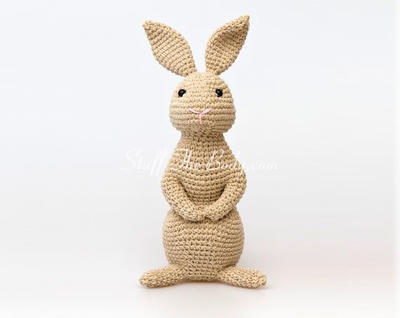 Pixie The Rabbit Amigurumi Pattern