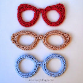 Eyeglasses Applique
