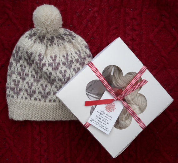 Ramita Hat knitting Kit