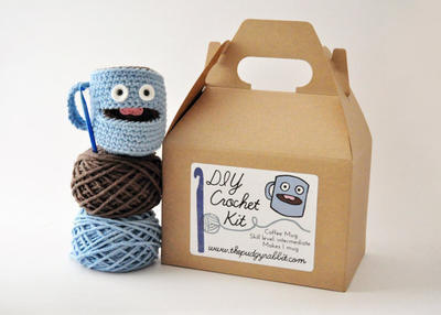 DIY Crochet Kit - Coffee Mug