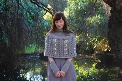grimm's cottage KNITTING PATTERN