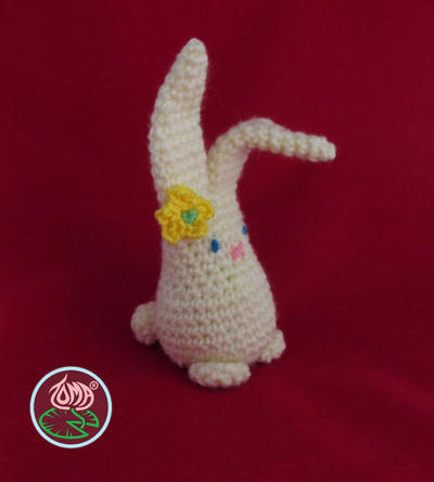 Amigurumi Bunny - PDF pattern
