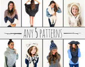 Any 3, 5, 7 or 10 patterns // Discount Pattern Pack