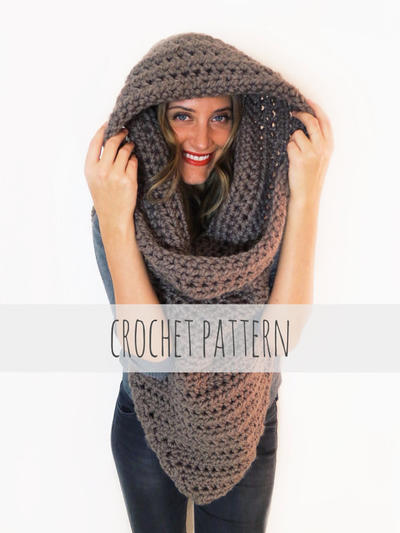 Big Scarf Knitting Pattern