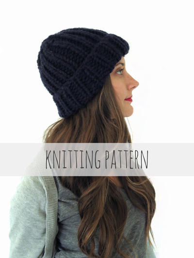 Fisherman's Watch Cap PATTERN