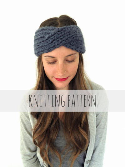 Kahina Headband PATTERN