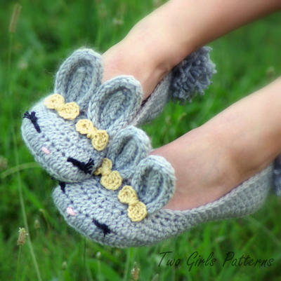 Bunny Women Slippers