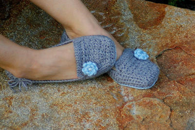 Womens House Slipper - six sizes included Women's 5,6,7,8,9,10