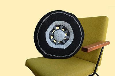 Car Tire Crochet Pattern - Car Wheel Crochet Pattern