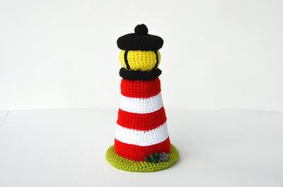 Lighthouse Amigurumi