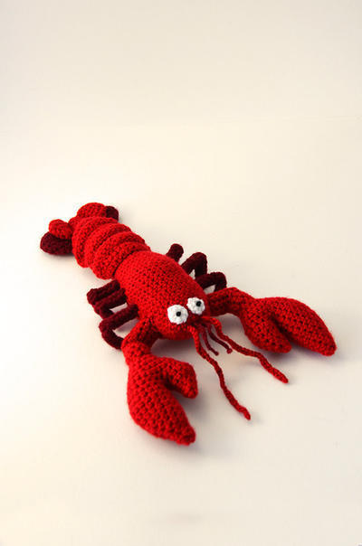 Lobster Crochet Pattern
