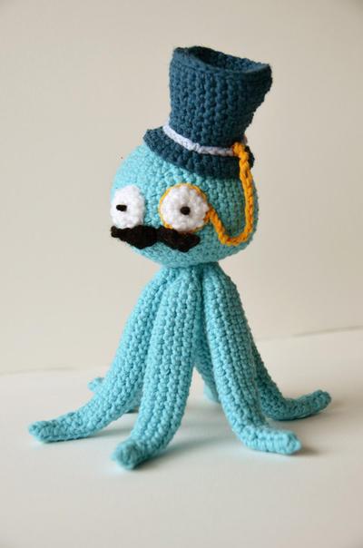 Octopus Like A Sir
