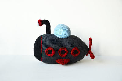Submarine Crochet Pattern