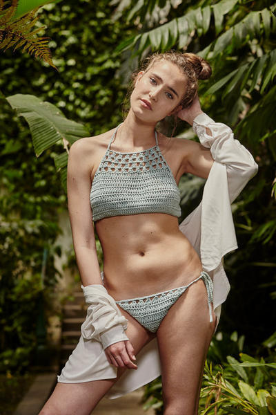 Cook Island Bikini Crochet Kit